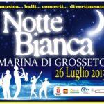 Notte Bianca a Marina di Grosseto