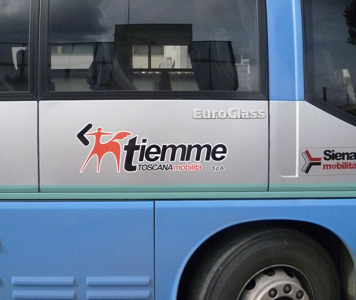 Autobus Tiemme in direzione Principina a Mare